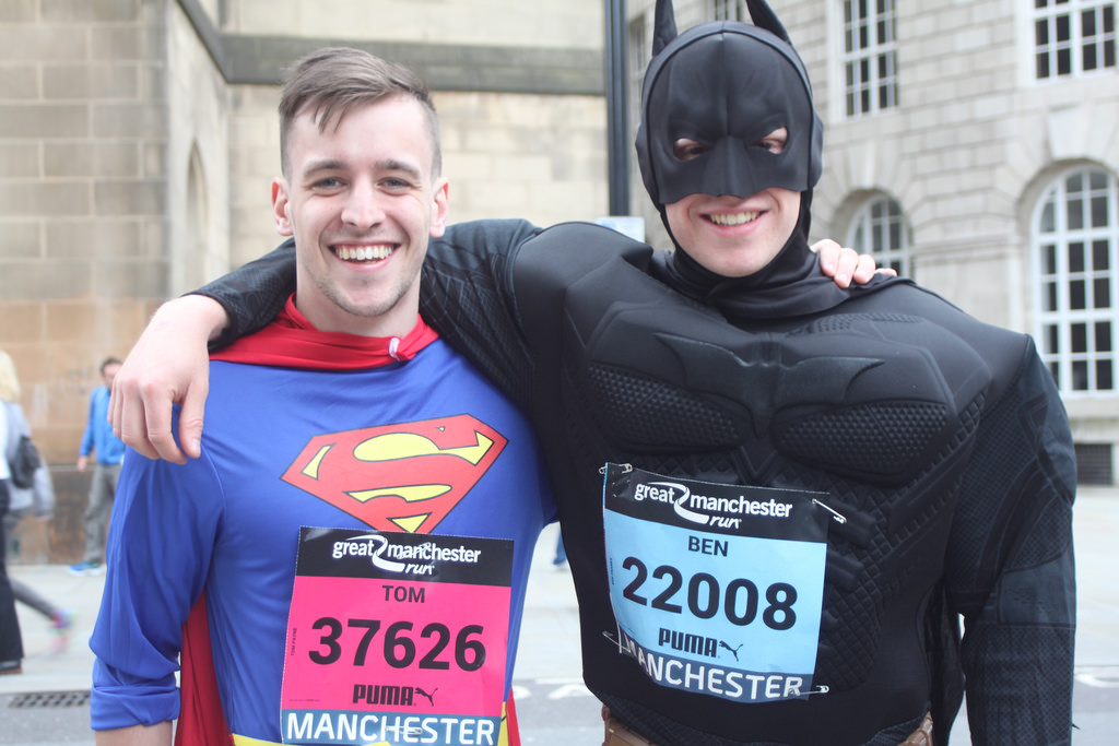 2016 Great Manchester Run